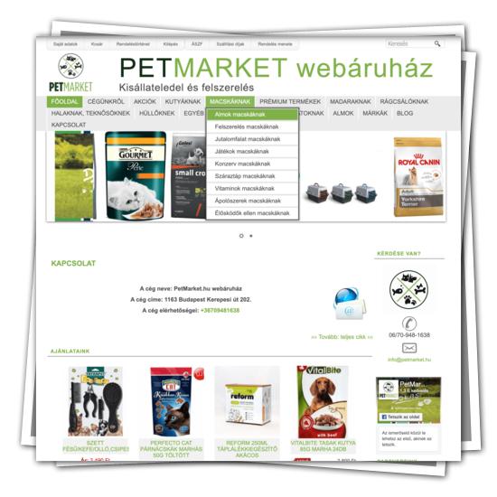 f8f8474fe8 Webáruház készítés, webshop készítés 39.000 Ft-tól. Mobilbarát ...